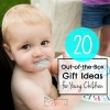 20 out of the box gift ideas for young children_square