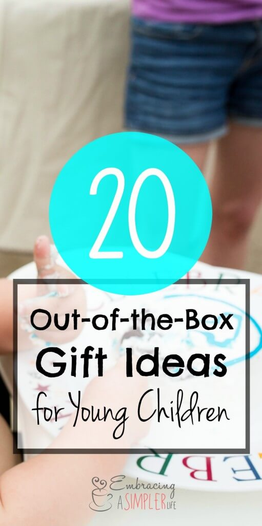 20 out of the box gift ideas for young children_tall