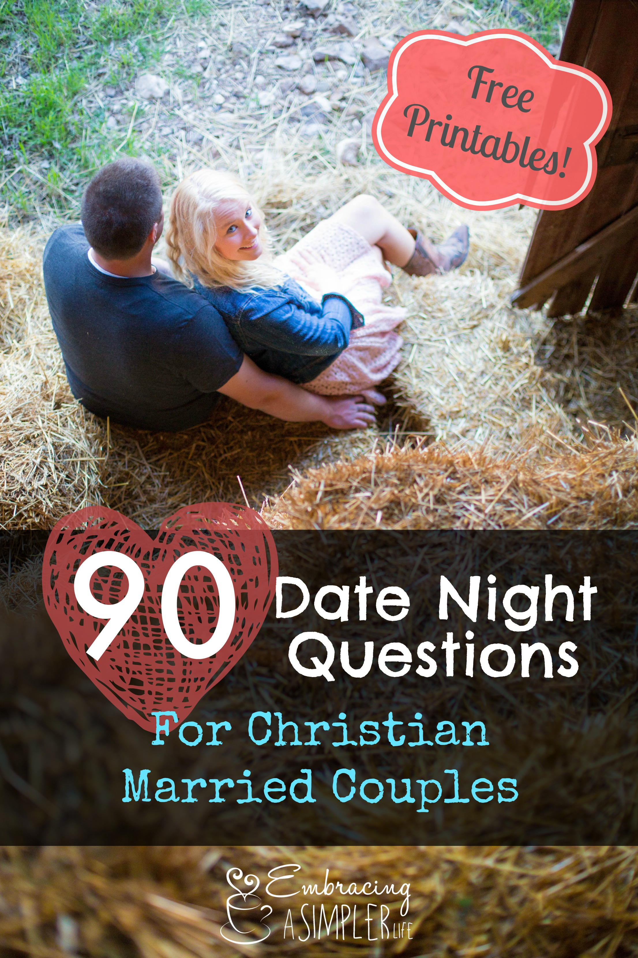 dating questions for married couples