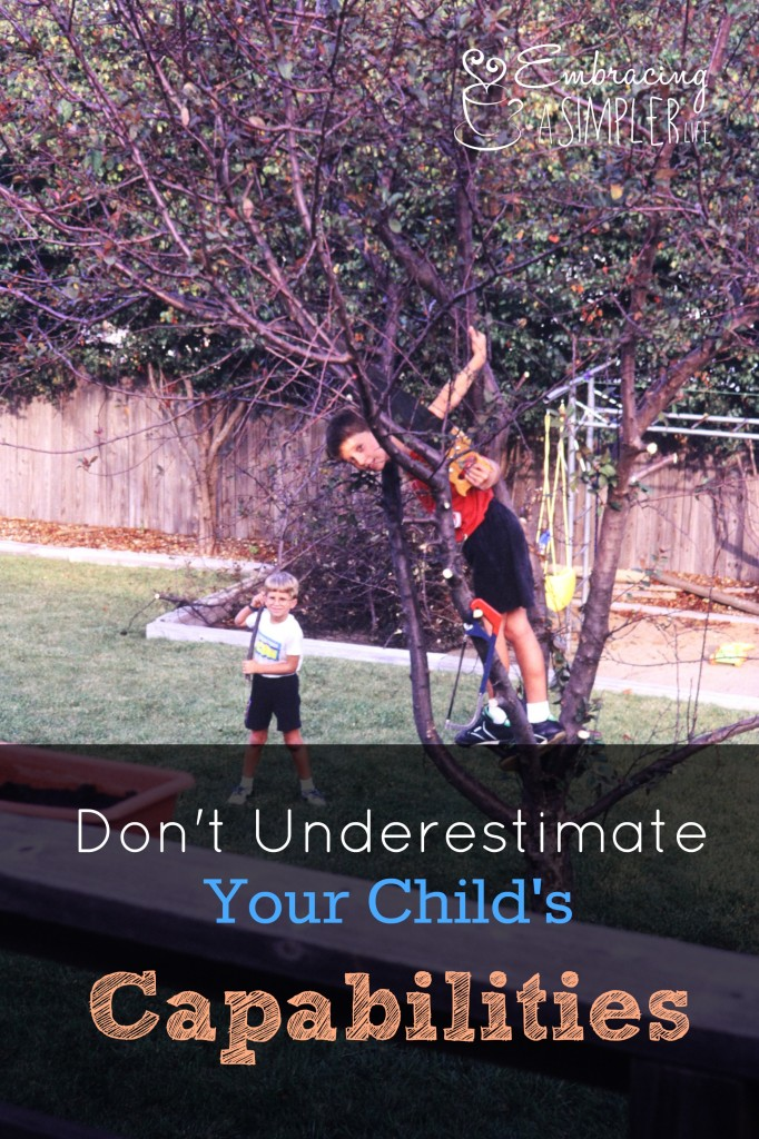 don't underestimate your childs capabilities pinterest
