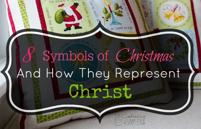 8 symbols of Christmas and how they represent Christ