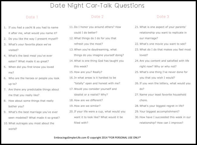 Date Night Questions-small image