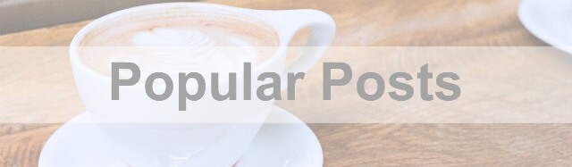 popular posts graphic header small