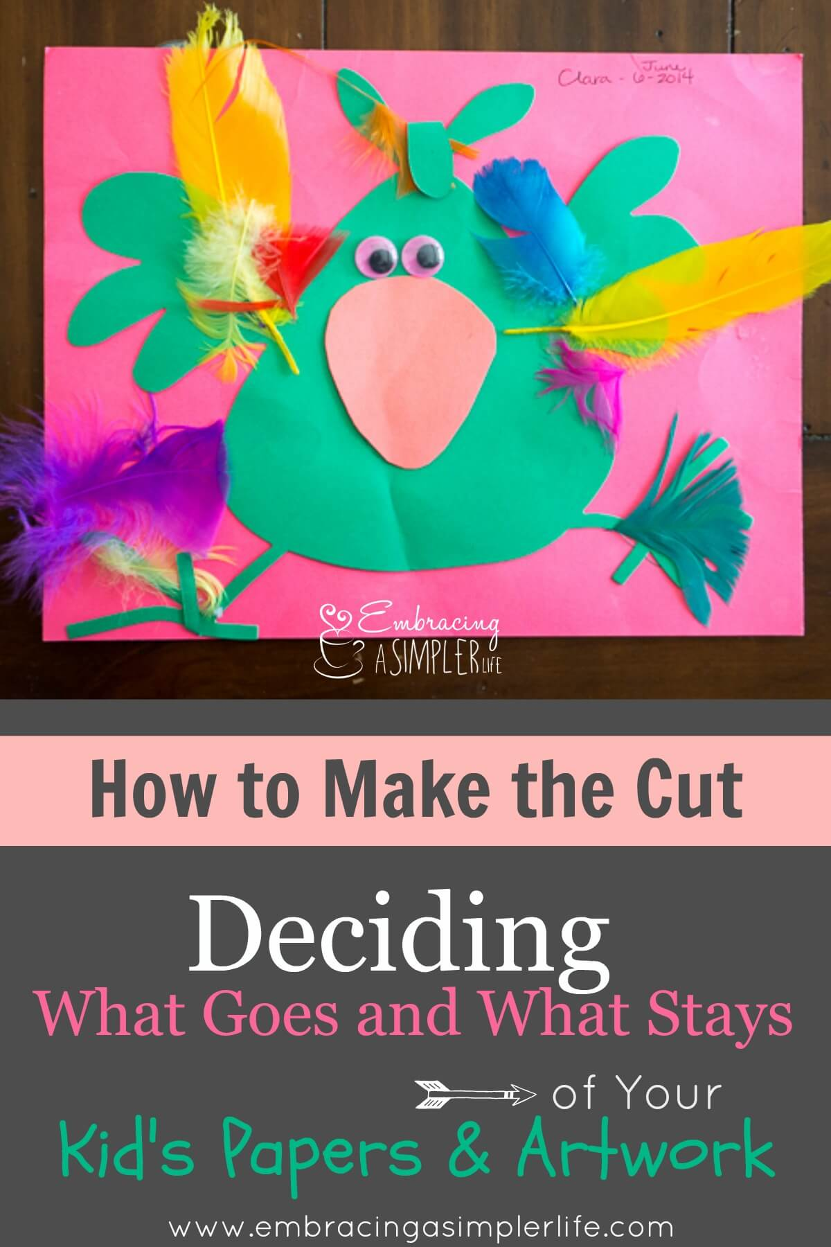 how to make the cut