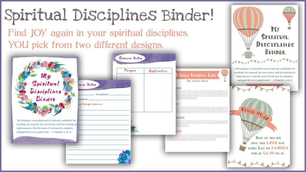 Spiritual-Disciplines-Binder
